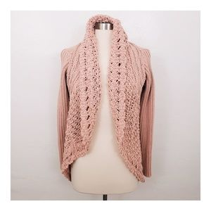 Jamie Gries Sweaters - Jamie Gries Cozy  Knitted Cardigan